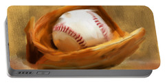 Baseball V Portable Battery Charger