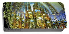 Basilica Of Notre Dame Montreal Quebec Portable Battery Charger