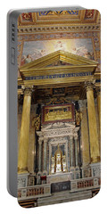 Basilica Of St John Lateran  Portable Battery Charger