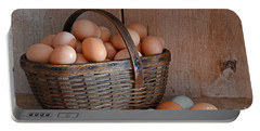 Basket Full Of Eggs Portable Battery Charger