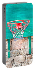 Basketball Net Portable Battery Charger