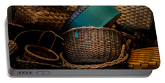 Baskets Galore Portable Battery Charger