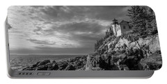Bass Harbor Views Portable Battery Charger
