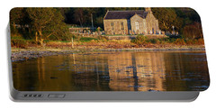 Portable Battery Charger featuring the photograph Bathed In Gods Light by Wendy Wilton