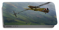 Battle Of Britain Dogfight Portable Battery Charger