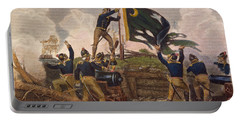 Battle Of Fort Moultrie Portable Battery Charger
