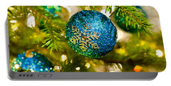 Bauble In A Christmas Tree  Portable Battery Charger