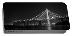 Bay Bridge Moon Portable Battery Charger