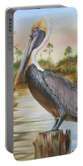 Bayou Coco Point Pelican Portable Battery Charger