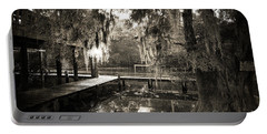 Bayou Evening Portable Battery Charger