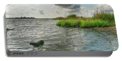 Bayou Sale Fishing Hole Portable Battery Charger