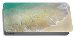 Golden Sand Beach Portable Battery Charger