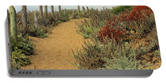 Portable Battery Charger featuring the photograph Beach Dune  by Kate Brown