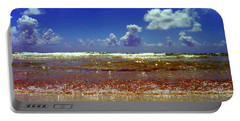 Portable Battery Charger featuring the photograph Beach by J Anthony
