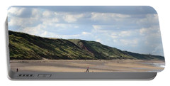 Beach - Saltburn Hills - Uk Portable Battery Charger