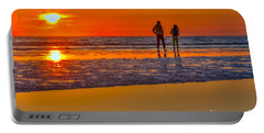 Beach Stroll Portable Battery Charger
