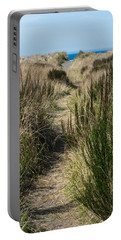 Beach Trail Portable Battery Charger by Tikvah's Hope