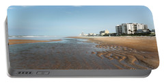 Portable Battery Charger featuring the photograph Beach Vista by Todd Blanchard