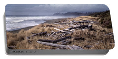Beached Driftlogs Portable Battery Charger