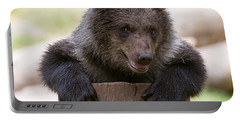 Bear Cub Portable Battery Charger