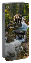 Bear Necessity Portable Battery Charger