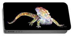 Bearded Dragon Portable Battery Charger