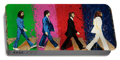 Beatles Crossing Portable Battery Charger