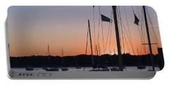 Beaufort Sc Sunset Portable Battery Charger