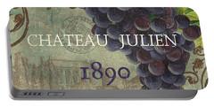 Beaujolais Nouveau 2 Portable Battery Charger