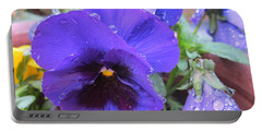 Beauties In The Rain Portable Battery Charger