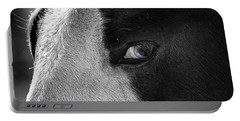 Beautiful Blind Soul Horse Portable Battery Charger