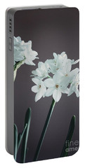Beautiful Bloomer Portable Battery Charger