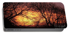 Beautiful Dawn Portable Battery Charger by Richard Brookes