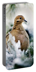 Beautiful Dove Portable Battery Charger