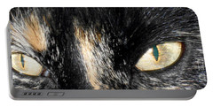 Beautiful Eyes Portable Battery Charger