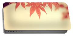 Beautiful Fall Portable Battery Charger