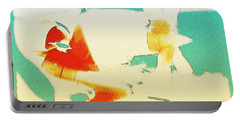 Portable Battery Charger featuring the photograph Fixed Wing Aircraft Poster by R Muirhead Art