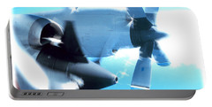 Portable Battery Charger featuring the photograph Beautiful Fixed Wing Aircraft by R Muirhead Art