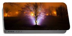 Beautiful Foggy Night 2 Portable Battery Charger