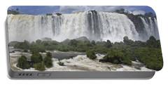 Beautiful Iguazu Waterfalls  Portable Battery Charger
