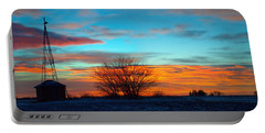 Beautiful Mornin' Panorama Portable Battery Charger