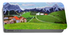 Beautiful Norway Portable Battery Charger by Magdalena Frohnsdorff