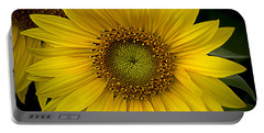 Beautiful Sunflower Portable Battery Charger