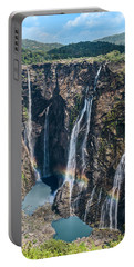 Beautiful Waterfalls In India Portable Battery Charger