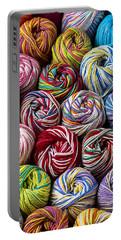 Beautiful Yarn Portable Battery Charger