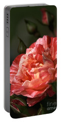 Portable Battery Charger featuring the photograph Beauty Of Rose by Joy Watson