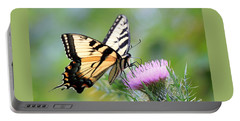 Beauty On Wings Portable Battery Charger