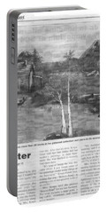 Beaver Pond - Article - Mary Krupa Portable Battery Charger