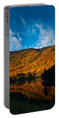 Beaver Pond White Mountain National Forest Portable Battery Charger