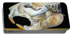 Beaver Skull 1 Portable Battery Charger